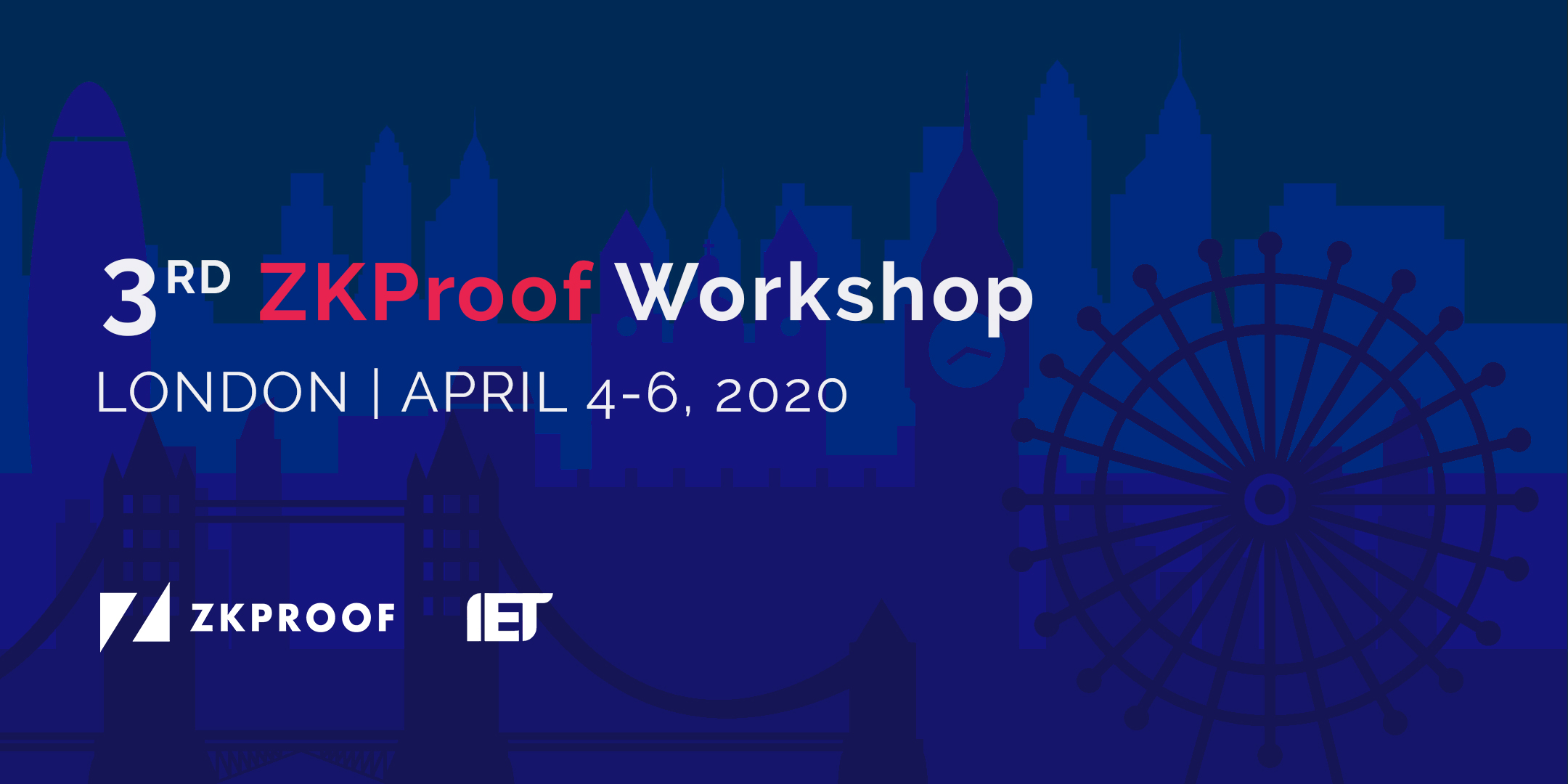 3rd ZKProof Workshop